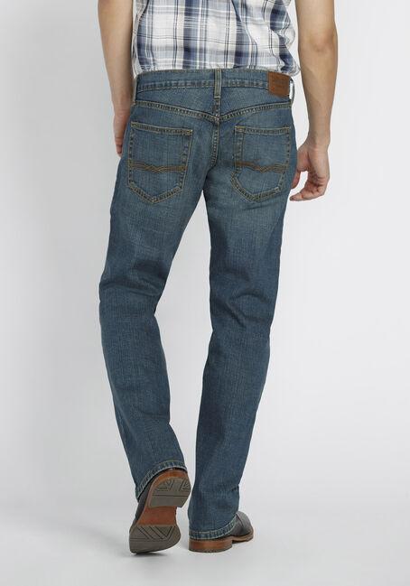 Men's Relaxed Fit Jeans, MEDIUM VINTAGE WASH, hi-res