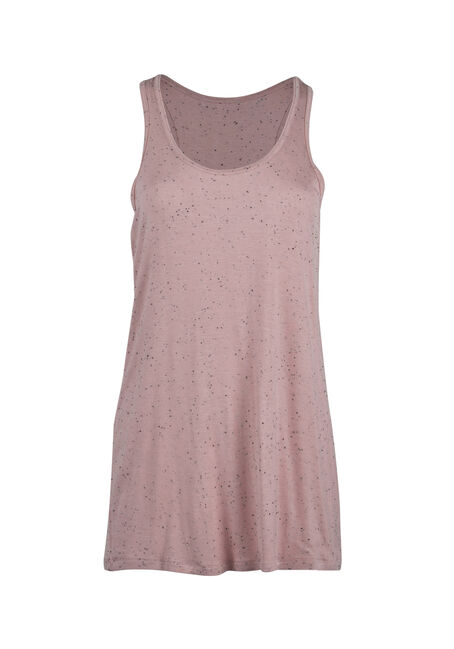 Ladies' Racerback Speckle Tank