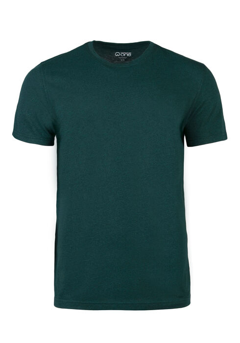 Men's Everyday Crew Neck Tee, Pine, hi-res