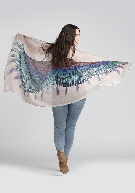 Ladies' Bird Wings Scarf