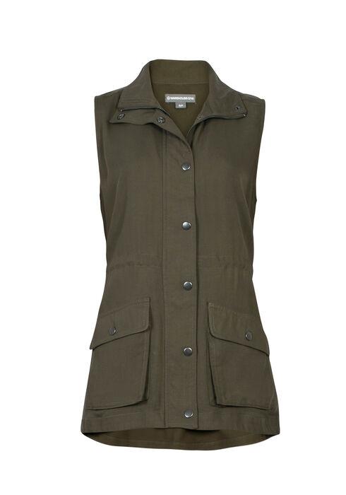 Ladies' Utility Vest, , hi-res