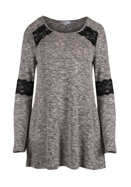 Ladies' Bell Sleeve Tunic Top