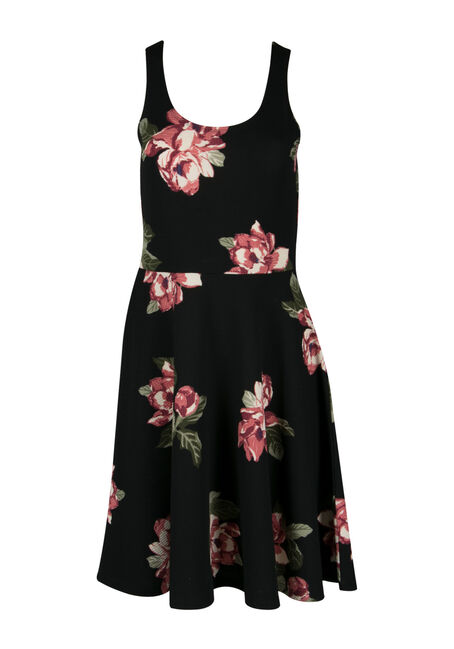 Ladies' Fit & Flare Dress