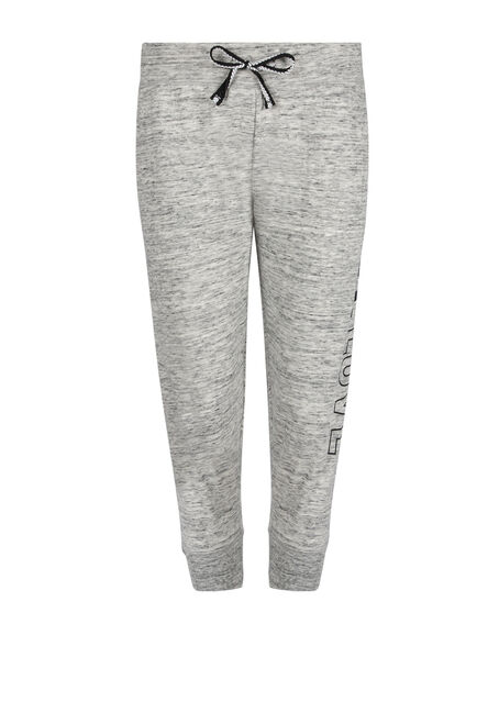 Ladies' Love Jogger Capri