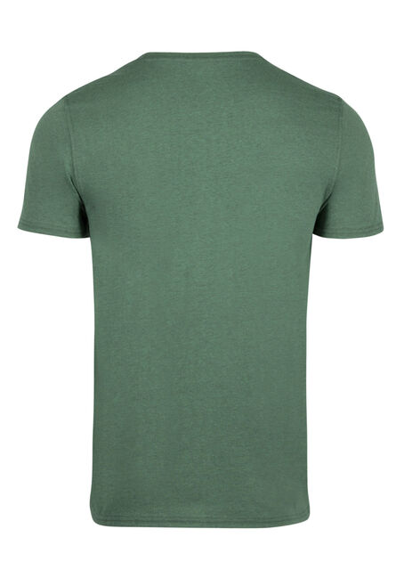 Men's Everyday Crew Neck Tee, FIR, hi-res