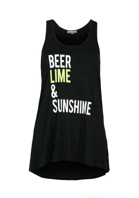 Ladies' Beer, Lime & Sunshine Tank