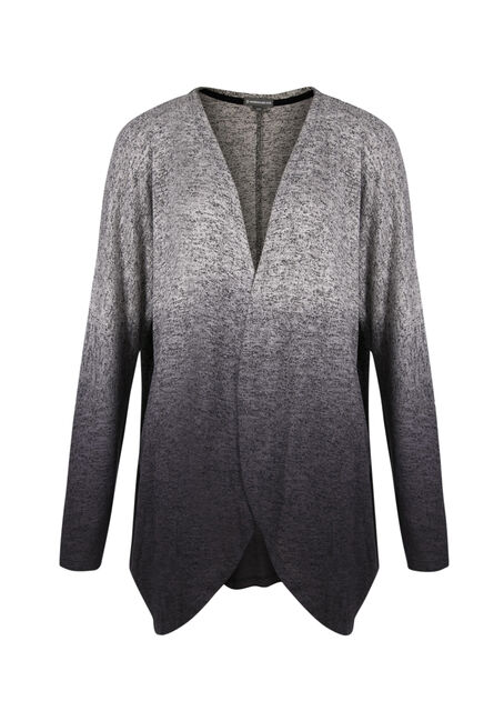 Ladies' Ombre Cocoon Cardigan