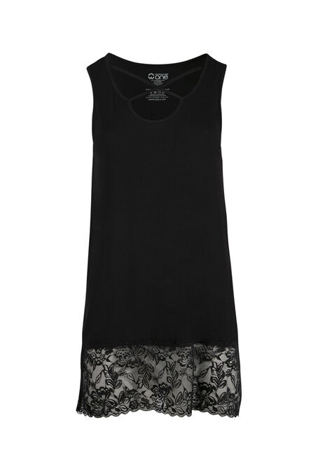Ladies' Cage Neck Tunic Tank