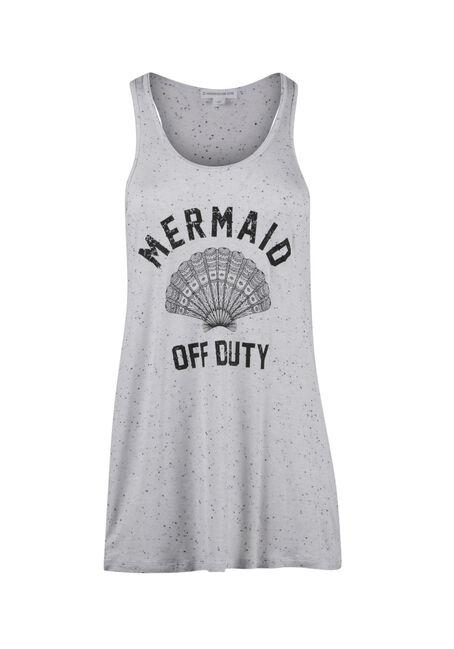 Ladies' Mermaid Off Duty Tank