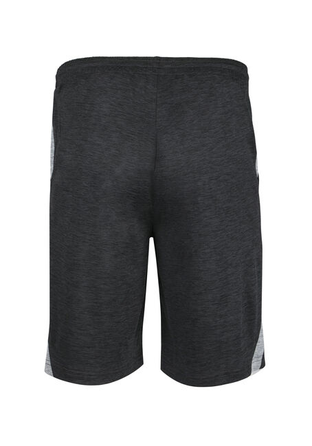Men's Athletic Short, CHARCOAL, hi-res