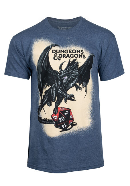 Men's Dungeons & Dragons Tee