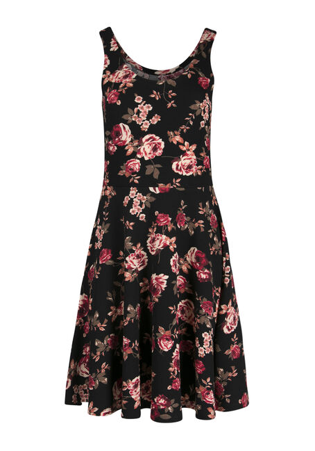 Ladies' Floral Dress