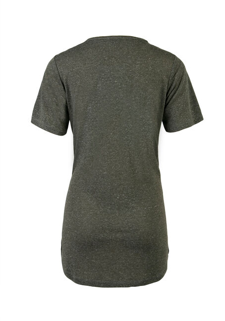 Ladies' Tunic Tee, MOSS, hi-res