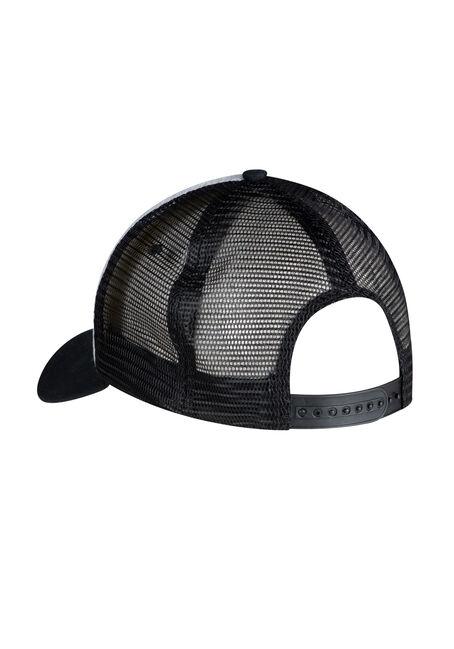Men's Rick & Morty Baseball Hat, LIGHT GREY, hi-res