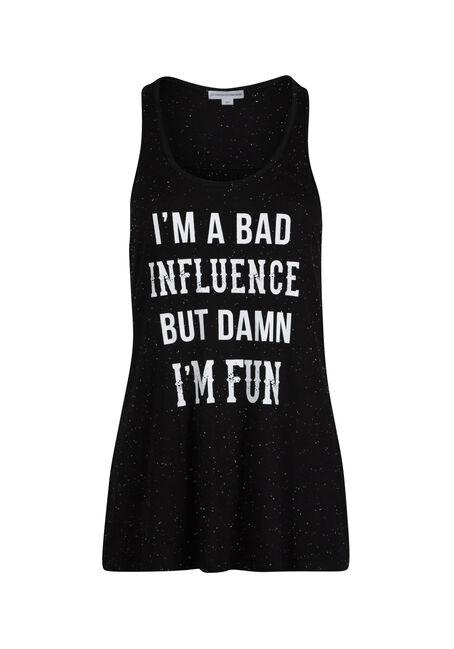 Ladies' Bad Influence Tank