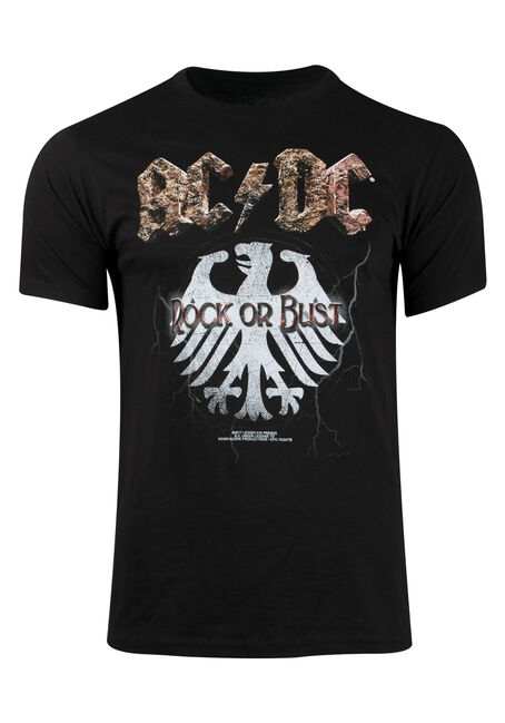 Men's AC/DC Rock Or Bust Tee
