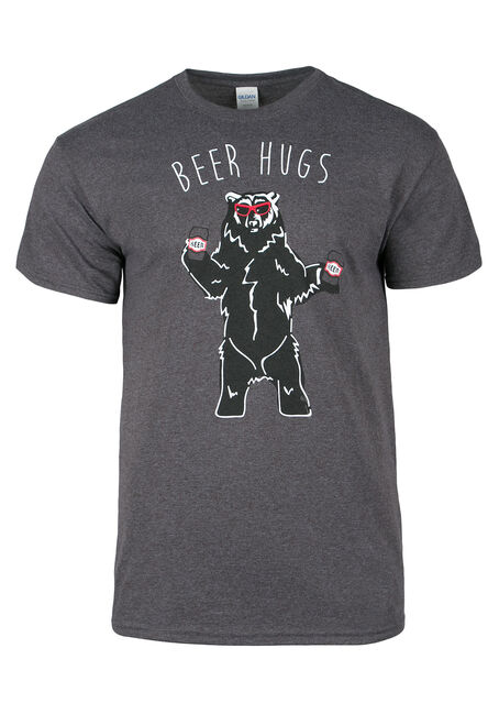 Men's Beer Hugs Tee