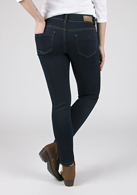 Ladies' Jeggings, DARK VINTAGE WASH, hi-res
