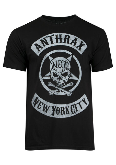 Men's Anthrax Tee