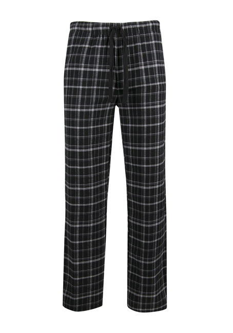 Men's Plaid Lounge Pant