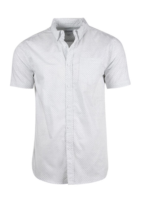 Men's Reverse Printed Shirt