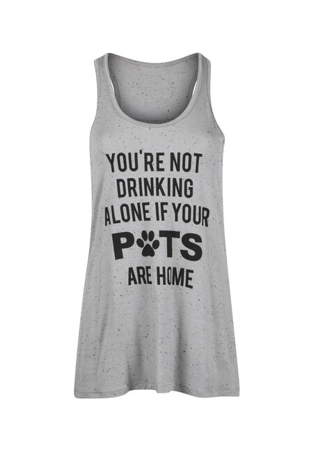 Ladies' Not Drinking Alone Tank