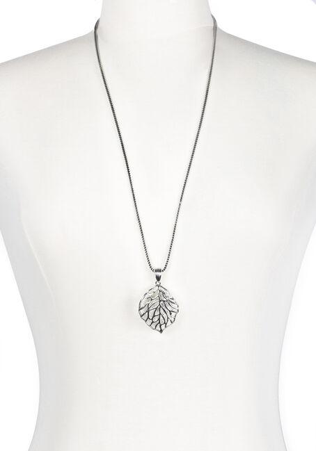 Ladies' Leaf Necklace