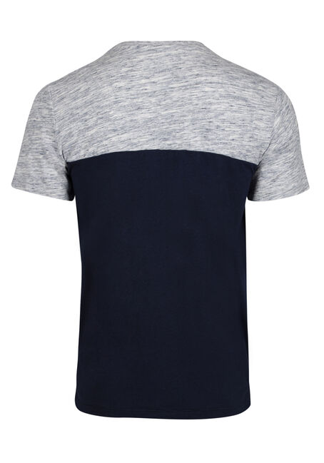 Men's Everyday Pocket Tee, DARK BLUE, hi-res