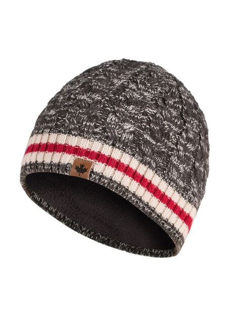 Men's Cabin Hat, GREY, hi-res