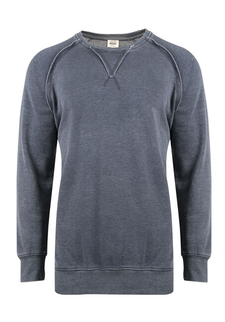 Men's Vintage Fleece, NAVY, hi-res