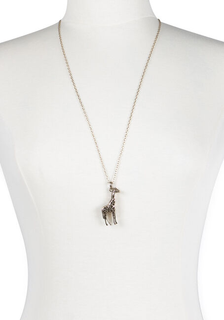 Ladies' Giraffe Pendant