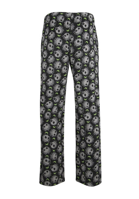 Men's Nightmare Lounge Pant, BLACK, hi-res