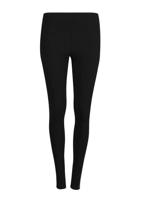 Ladies' Lace Insert Legging