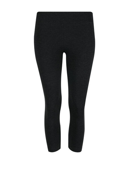 Ladies' Wide Waist Capri Legging