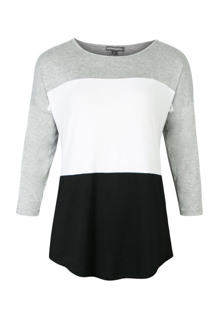 Ladies' Color Block Dolman