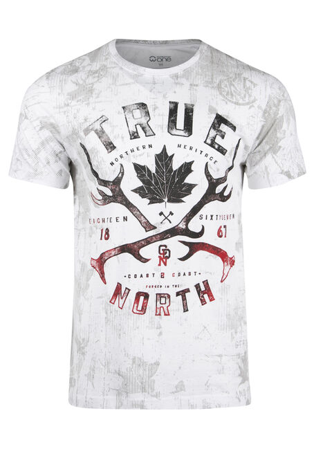 Men's True North Graphic Tee