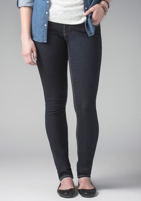 Ladies' Skinny Ink Wash Jeans