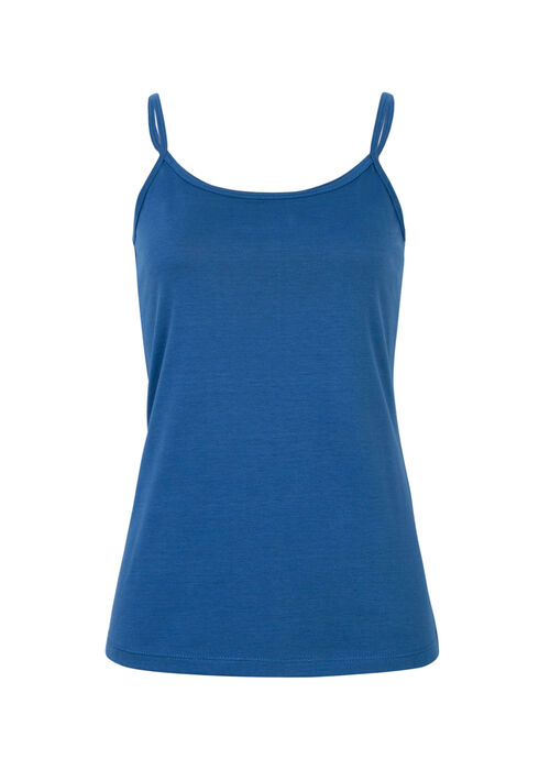 Ladies' Adjustable Strap Tank, MARINA BLUE, hi-res