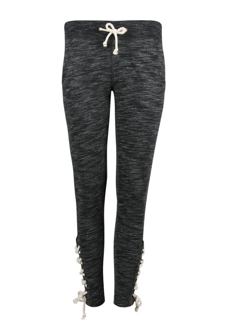 Ladies' Lace Up Jogger