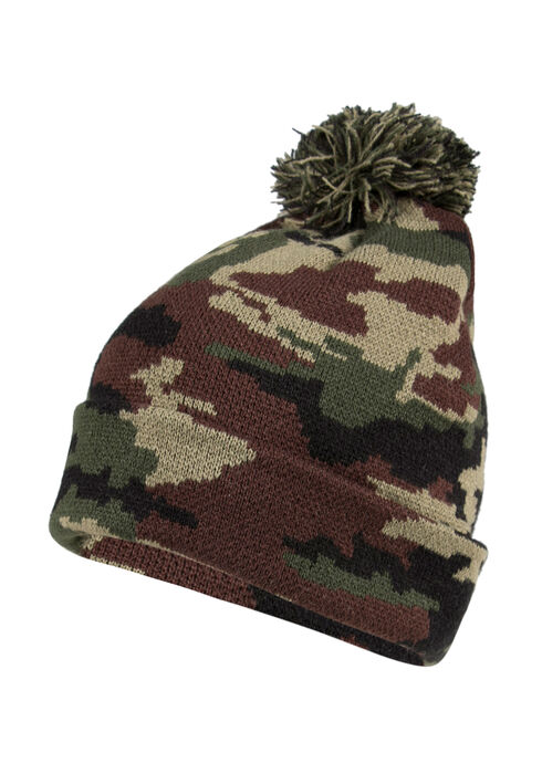 Men's Camo Hat, LIGHT OLIVE, hi-res