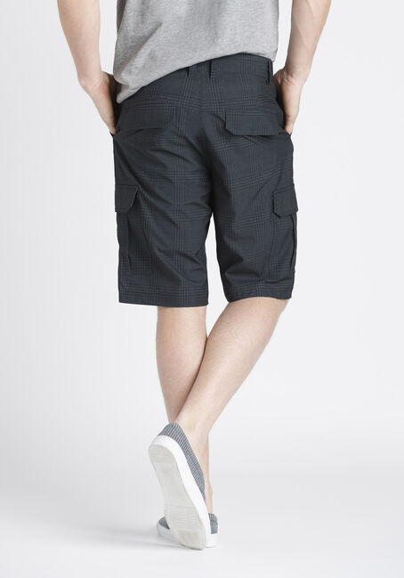 Men's Hybrid Cargo Short, GREY, hi-res