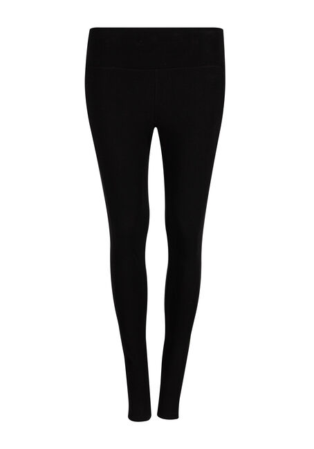 Ladies' Mesh Insert Legging