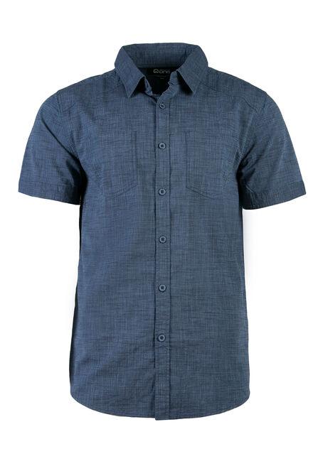 Men's Relaxed Textured Shirt
