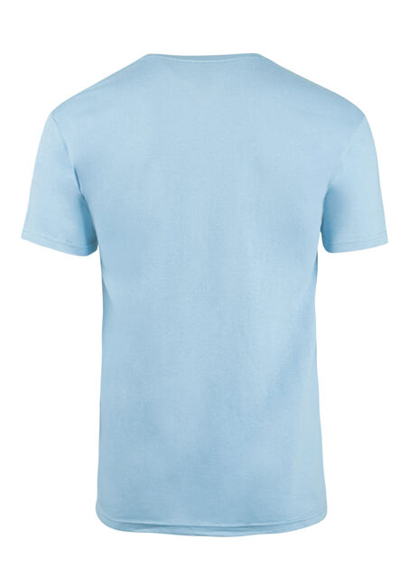 Men's Take Your Top Off Tee, LIGHT BLUE, hi-res