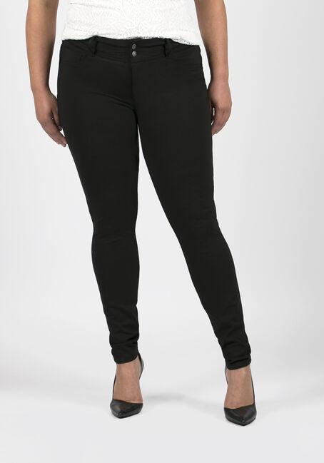 Ladies' Plus Size Skinny Pants