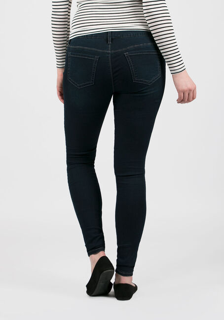 Ladies' Low Rise Jegging, DARK VINTAGE WASH, hi-res