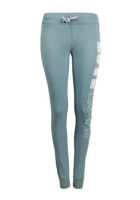 Ladies' Love Jogger, TEAL GREEN, hi-res