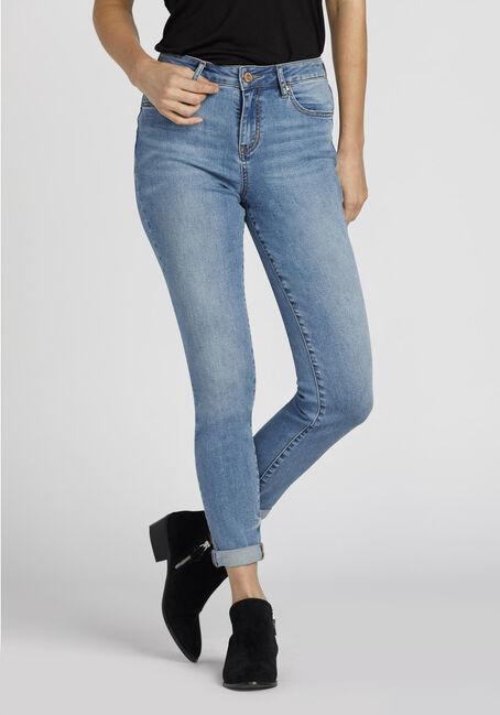 Ladies' Retro High Rise Girlfriend Jeans