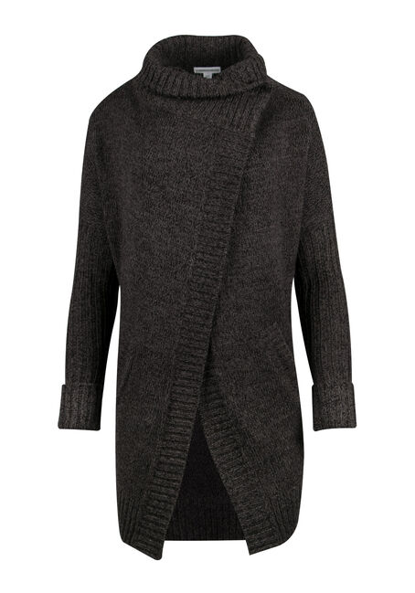 Ladies' Cross Over Cardigan