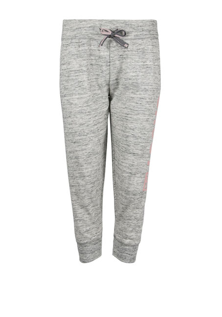 Ladies' Sassy Since Birth Jogger Capri